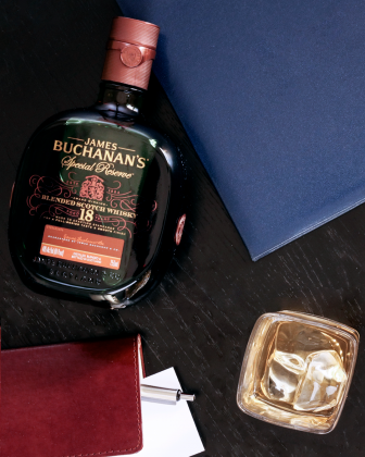 BUCHANAN'S 18 YEAR OLD SPECIAL RESERVE