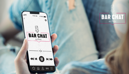 BAR CHAT TRAILER