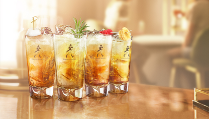 JOHNNIE WALKER BLACK LABEL Y EL ARTE DEL HIGHBALL