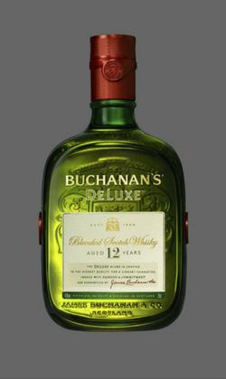 Diageo Bar Academy Buchanan S