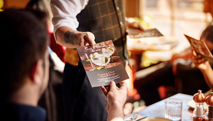 Webinar: How to Craft the Perfect Menu and Why it Matters Certificate