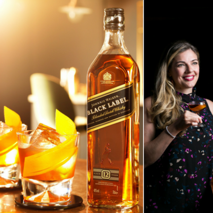 FLAVOUR FAVOURITE - USING JOHNNIE WALKER BLACK LABEL IN YOUR BAR