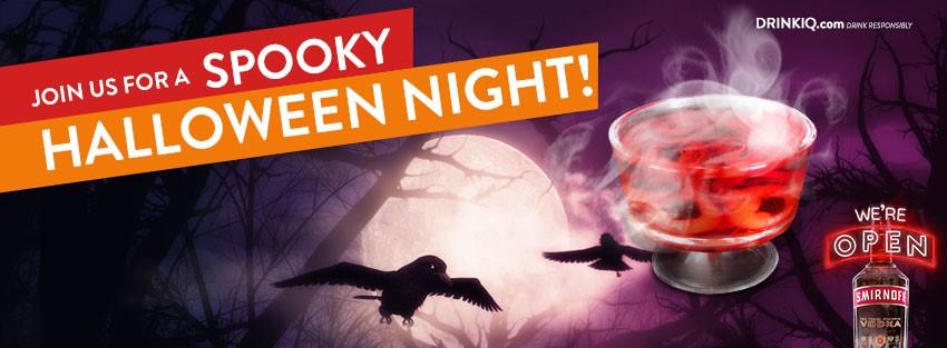 Sminroff Halloween S