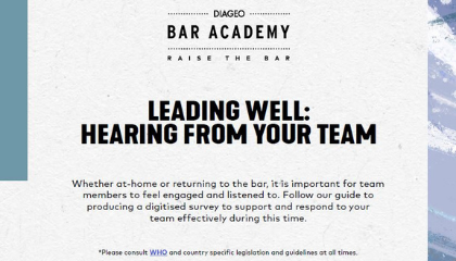 Leading Well: Hearing from your Team