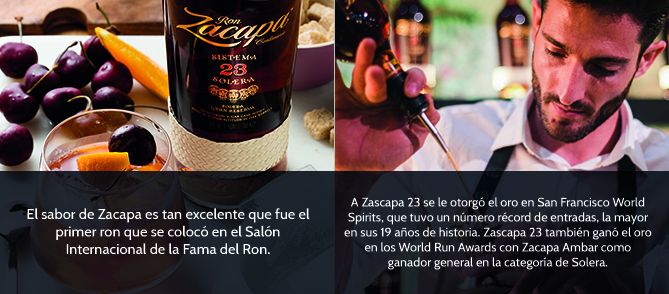 Zacapa - Interesting Facts 1